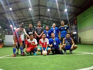BKO Manado Launching Komunitas Futsal PKS 2