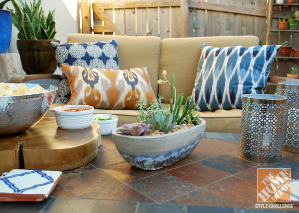 Up-Styling Patio