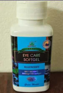 Efek samping eye care softgel