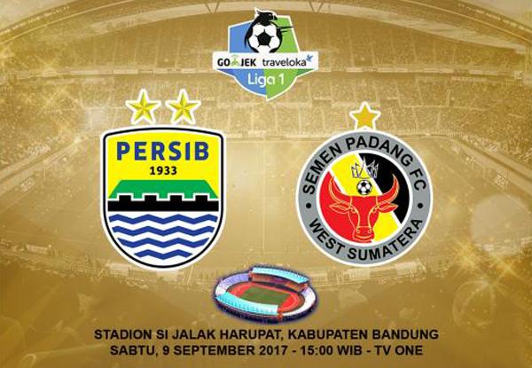 Persib vs Semen Padang