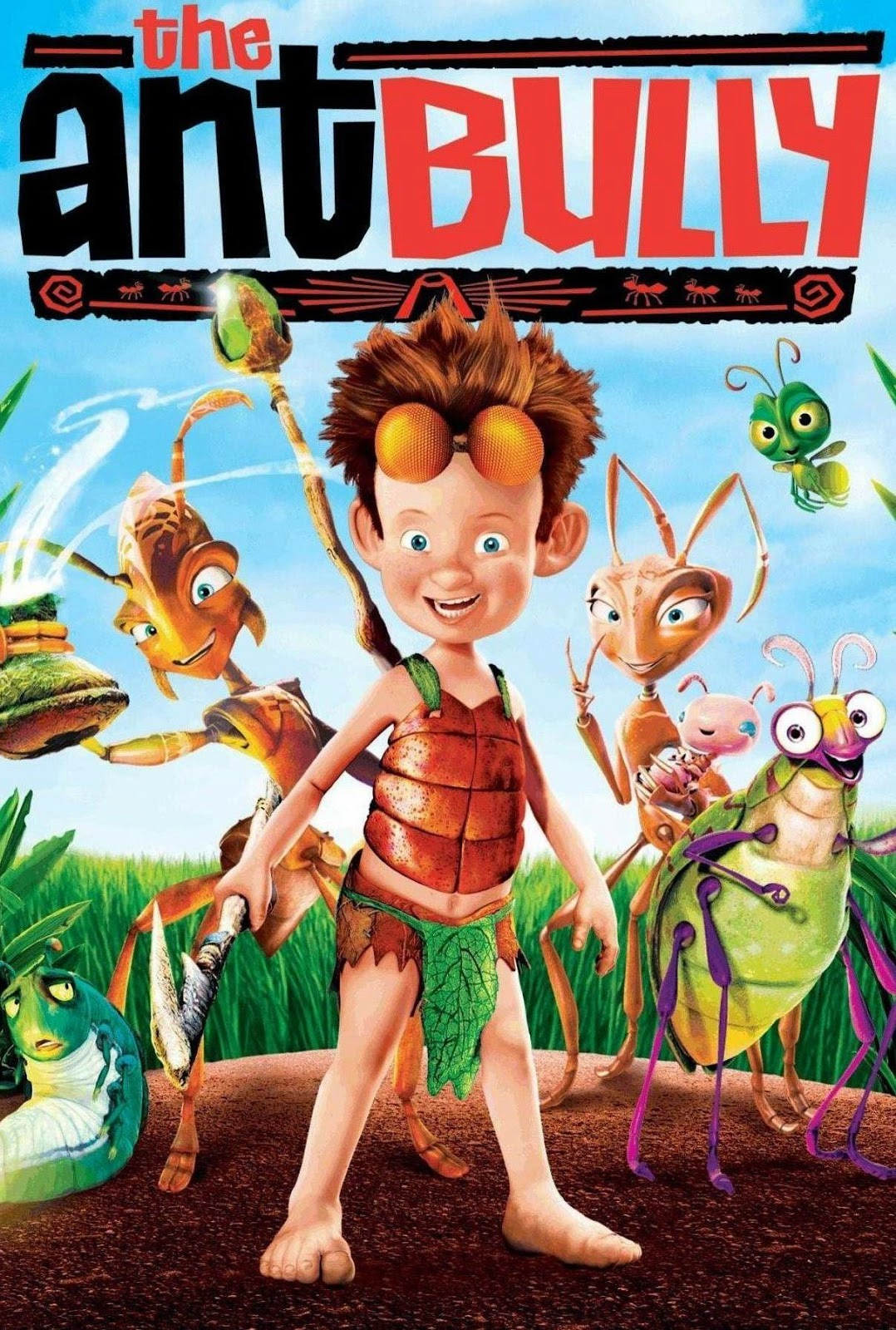 watch the ant bully  2006  online for free full movie