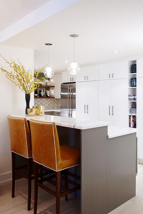 sarah richardson design modern transitional kitchen