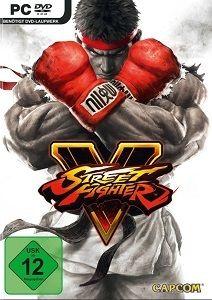 غلاف إضافة للعبة ستريت فايتر 5 أو قتال الشوارع الخامس