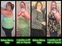 Weight Loss with Skinny Fiber and no more diabetes medicine