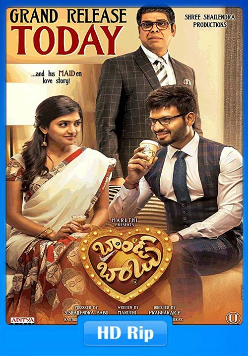 Brand Babu 2018 720p Telugu x264 | 480p 300MB | 100MB HEVC Poster