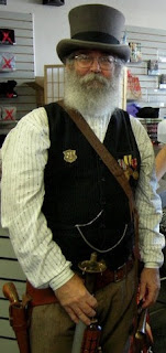 Men of Steampunk Style ~ From Biffy to Lyall with Everything In Between from Gail Carriger