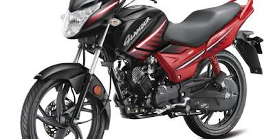 2017 Hero Glamour FI 125 cc version