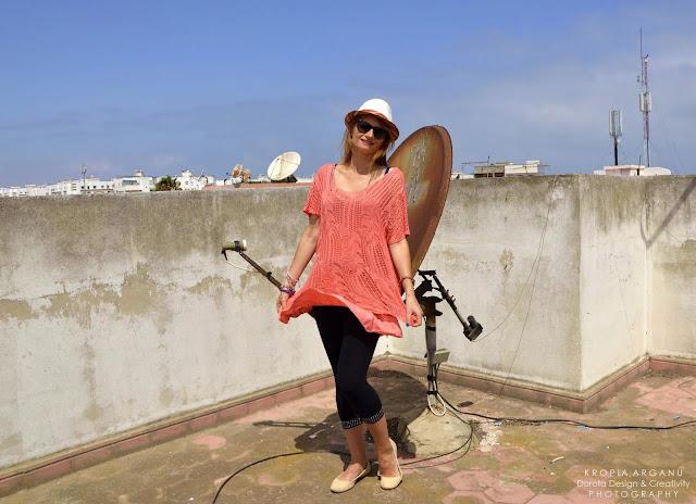 Jak się ubrać latem do Maroka (i nie wyglądać jak worek). Część #1