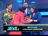 Juara Gegar Vaganzar Musim Ke-5 - Noryn Aziz