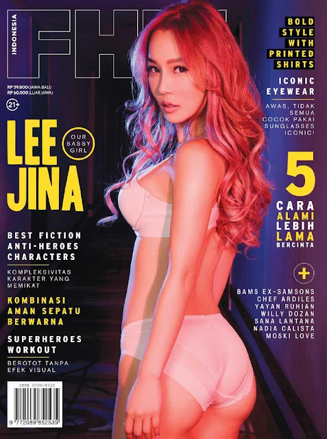 Download Majalah FHM Indonesia November 2017 PDF Lee Jina, Moski Love, Sana Lantana, Nadia Calista | www.insight-zone.com