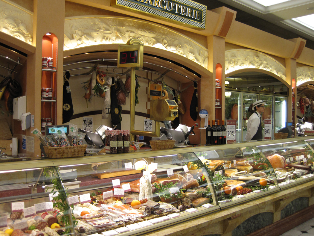 Harrods Food Hall Delicatessen