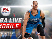 Download NBA LIVE Mobile v1.2.4 Mod Apk Unlocked Full Terbaru