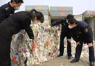 China no longer dumping ground for foreign waste