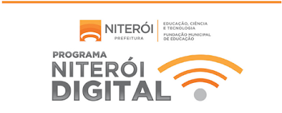 Logotipo do Programa Niterói Digital