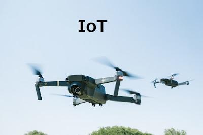 IoT(ドローン)