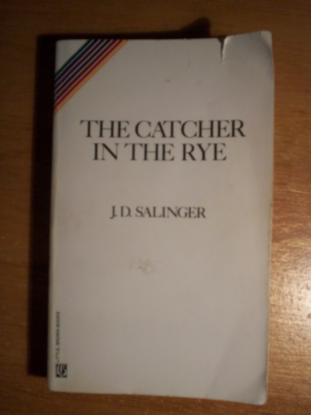 An analysis of the novel catcher in the rye and holdens view on the life by j d salinger