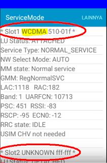 kode sial khusus yang digunakan untuk mengubah jaringan 3g menjadi 4g