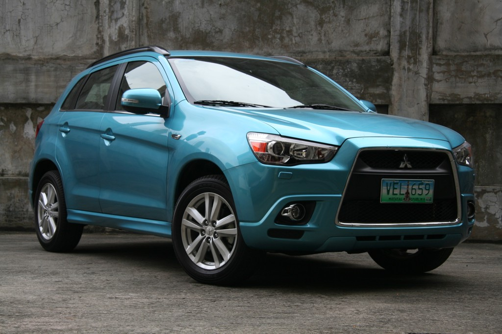 review 2011 mitsubishi asx philippine car news car reviews rh carguide ph