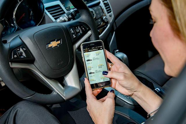 Maven - Gm lança serviço de compartilhamento de carros no Brasil