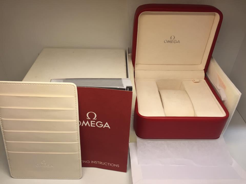 060) OMEGA WATCH BOX ( MYR400 ) SOLD & WATCHLIM Online Store Watchlim.blogspot.com: 060) OMEGA WATCH BOX ... Aboutintivar.Com