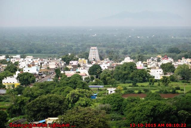 Chettikulam Siva Temple View