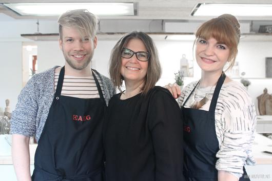 Björn von Herzfutter, Conny von Seelenschmeichelei & Liv von Thank you for Eating
