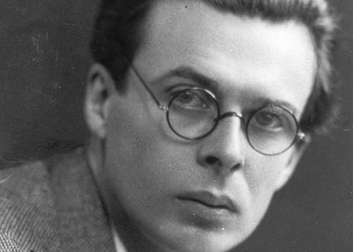 6 Life Lessons from Aldous Huxley's Books // WWW.THEJOYBLOG.NET