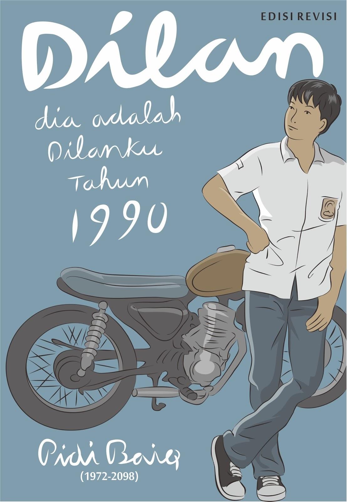 isi novel dilan 1990