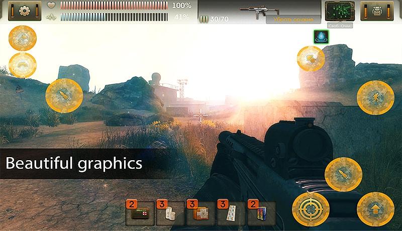 تحميل لعبة عالم مفتوح The Sun: Origin للأندرويد