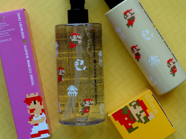 Shu x Super Mario Bros. Holiday 2017 | Shu Uemura Art Of Hair