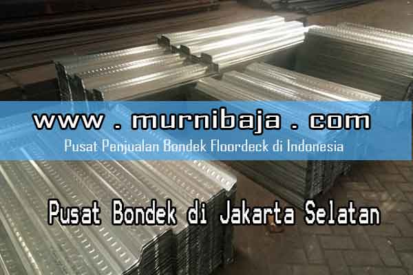 Harga Bondek Pasar Minggu 2019