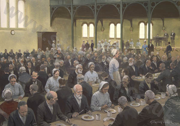 THE CASE TO BRING BACK THE WORKHOUSE by The Justice of the Peace