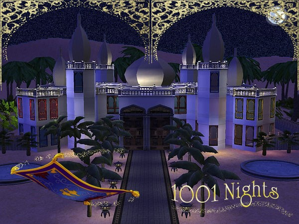Syahrazad Dan Kisah 1001 Malam