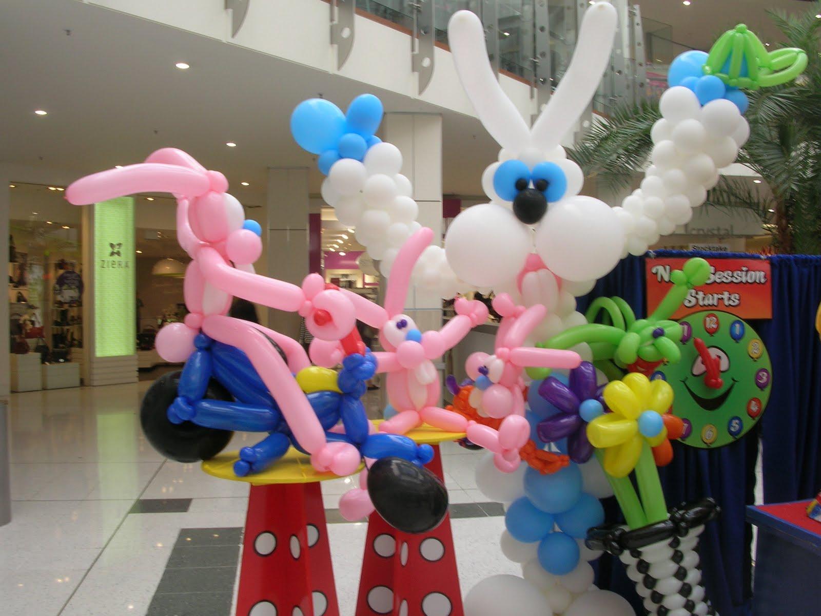 扭氣球為復活節添氣氛 - 復活節 - SeeWide