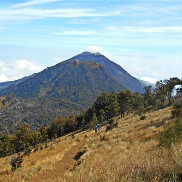 Gunung Welirang Jawa Timur