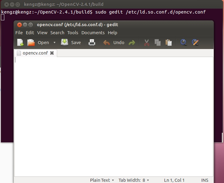 Lab 10 : วิธีติดตั้ง OpenCV บน Ubuntu : Install OpenCV on