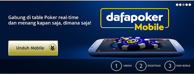 Dafapoker Mobile |  Poker Online Dafabet Mobile