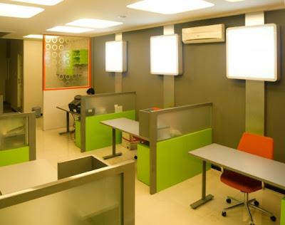 desain interior ruko minimalis 2 lantai - desain interior