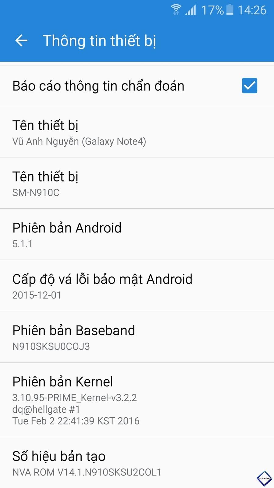 Rith Apple Media: Samsung Glaxay Note 4 N910 SLK Convert To N910C