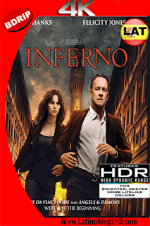 Inferno (2016) Latino Ultra HD BDRIP 4K 2160p - 2016