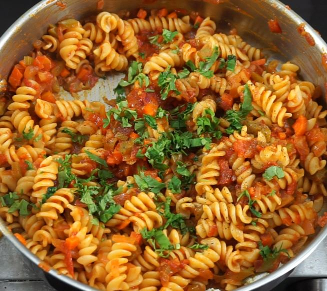 Pasta recipe pasta recipe indian style steffis recipes finally grate some parmesan cheese on the top before serving thats it our delicious and easy indian style pasta recipe is ready to be enjoyed forumfinder Image collections