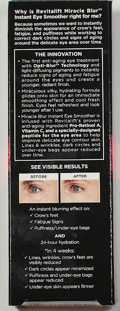L'Oreal RevitaLift Miracle Blur Instant Eye Smoother
