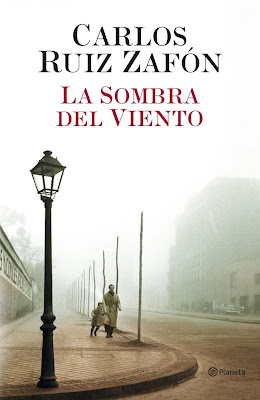La sombra del viento - Carlos Ruiz Zafón (2001)