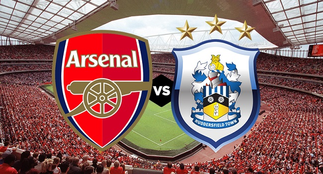 live streaming arsenal vs huddersfield 30 november 2017
