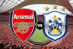 Live Streaming Arsenal vs Huddersfield 30 November 2017