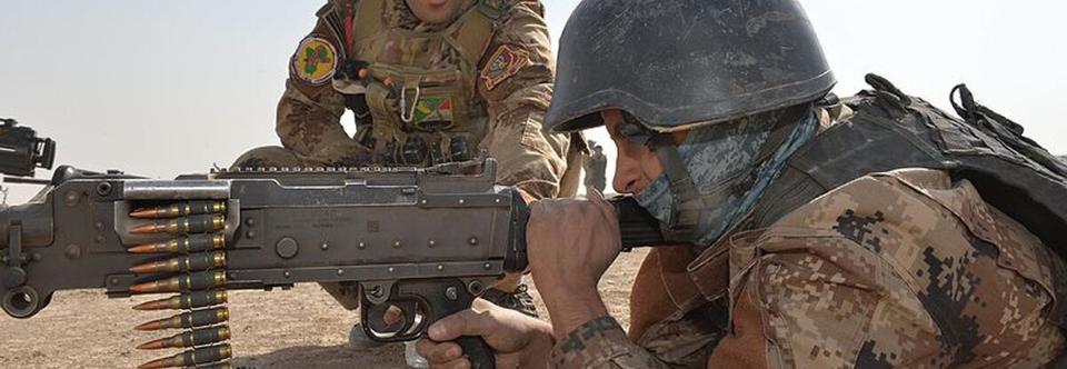 NATO's training mission in Iraq