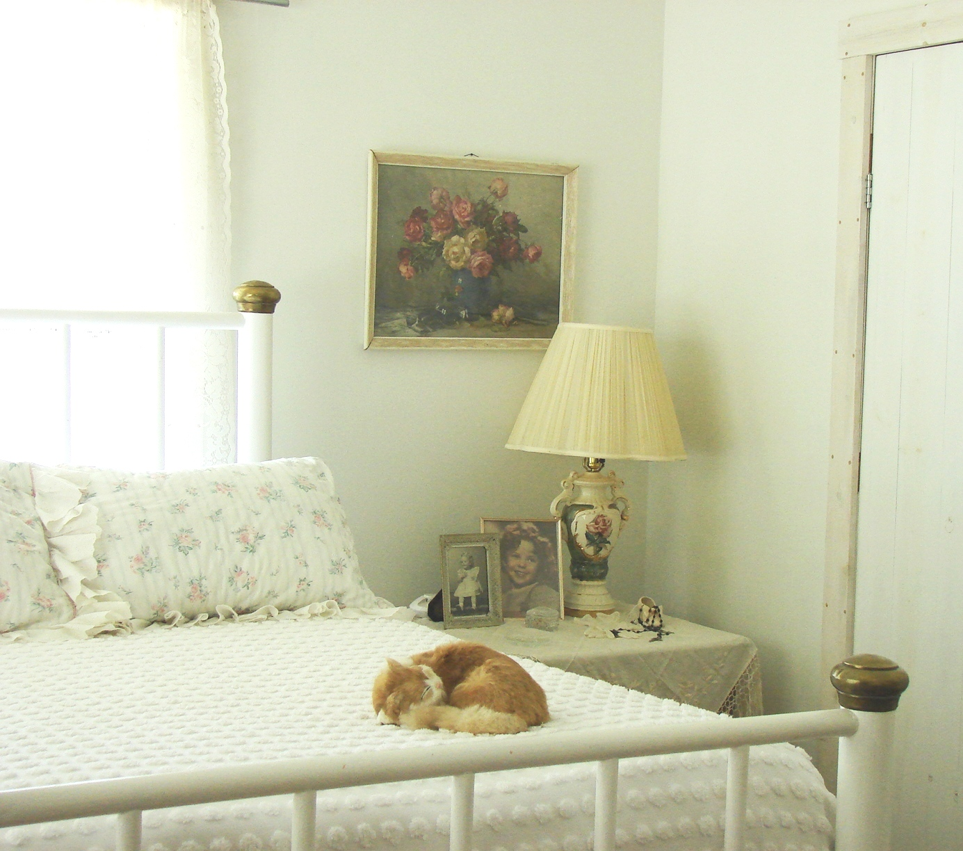 1930s Home Decor: The Country Farm Home: The Country Bedroom 1930s Style