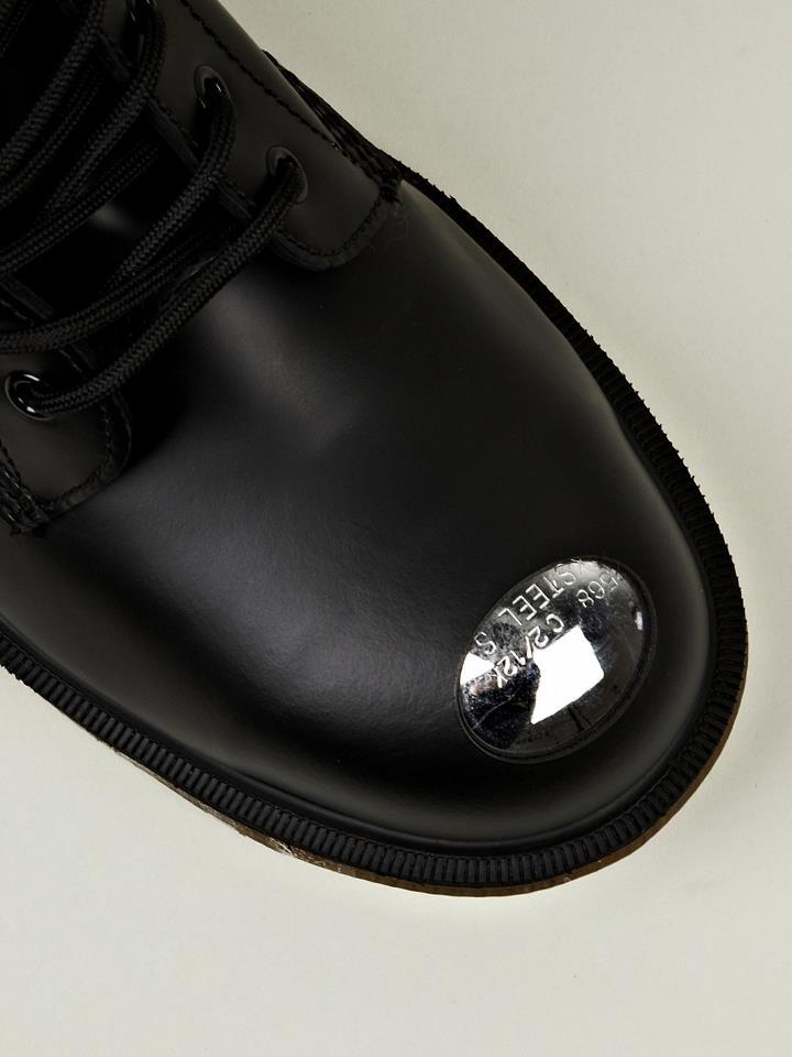 b42f9f75d0f Dr. Martens Applique Keaton Steel Toe Cap Shoe