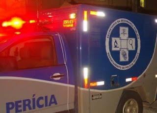 Duas pessoas são assassinadas e uma fica ferida no bairro do Mangalô, em Alagoinhas