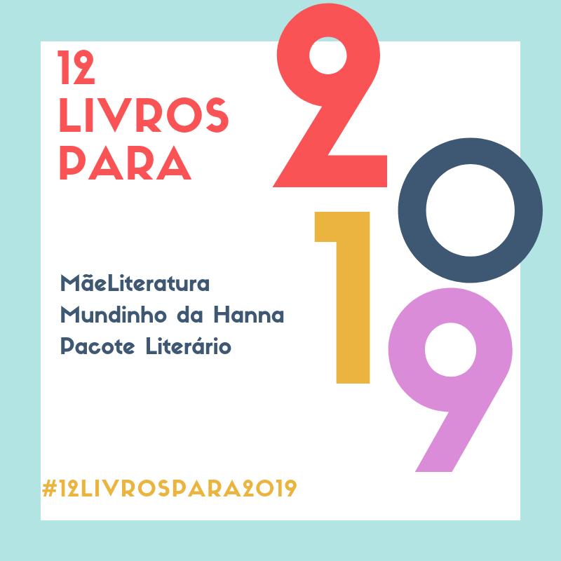 12 livros para 2019